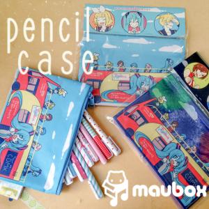 [MAUBOX][Pencil case] Mikubus