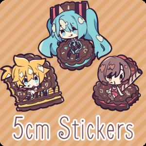 [Stickers] Cookieloids